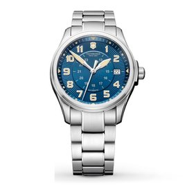 Victorinox Swiss Army Infantry 241524 Stainless Steel Automatic 38mm Mens Watch