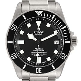 Tudor Pelagos Titanium Stainless Steel Mens Watch