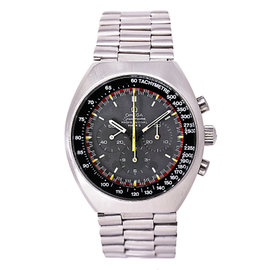 Omega Speedmaster 145.014 Stainless Steel Vintage 42mm Mens Watch