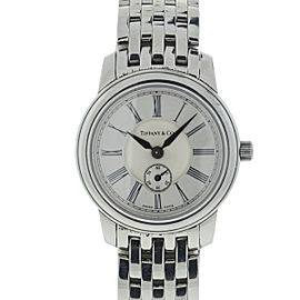 Tiffany & Co. Resonator Stainless Steel 31mm Womens Watch