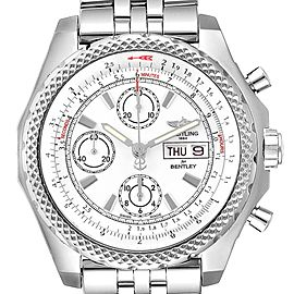 Breitling Bentley Motors GT II White Dial Mens Watch