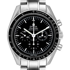 Omega Speedmaster Moonwatch Steel Watch