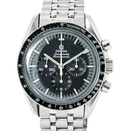 Omega Speedmaster 145.022 Stainless Steel Hand Wind 42mm Mens Watch