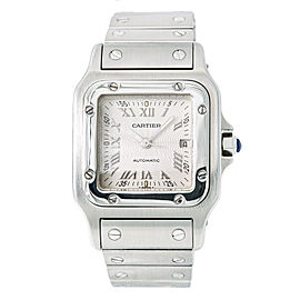 Cartier Santos Galbee 2319 Stainless Steel Automatic 33mm Unisex Watch