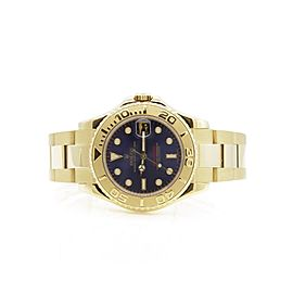 Rolex Yachtmaster 168628 35mm Mens Watch