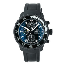 IWC Aquatimer Galapagos IW376705 Stainless Steel 46mm Automatic Mens Watch