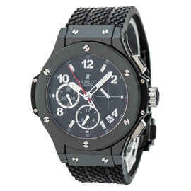 Hublot Big Bang 341.CX.130.RX Ceramic Black Dial Automatic 41mm Mens Watch