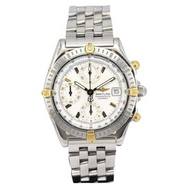 Breitling Chronomat B13352 Stainless Steel and Gold Plated Automatic 40mm Mens Watch