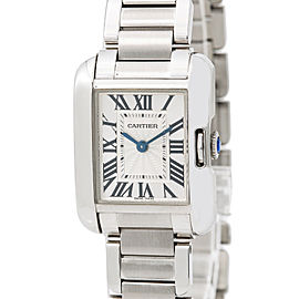 Cartier Tank Anglaise 3485 23.5mm Womens Watch