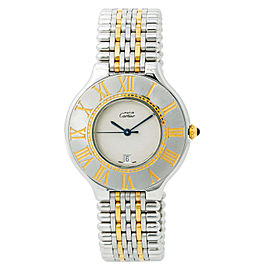 Cartier Must De 21 9011 35mm Womens Watch