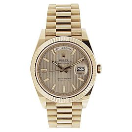 Rolex President 228235 40mm Mens Watch