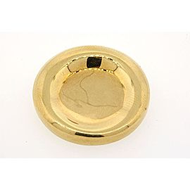 Movado Yellow Gold Womens Brooch