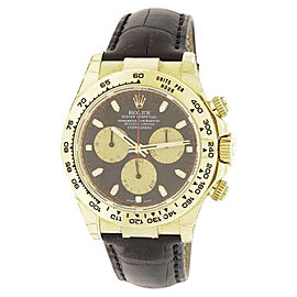 Rolex Daytona 116518 Paul Newman 40mm Mens Watch