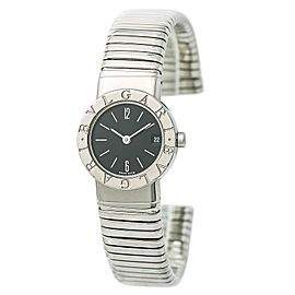 Bulgari Tubogas BB232TS Womens 23mm Watch