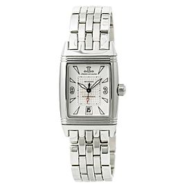 Lecoultre Reverso Mens Dial Size 27mm Watch