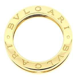 Bulgari B.zero1 18K Yellow Gold Ring Size 5.25