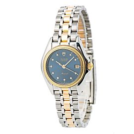Tudor Monarch 15833 27mm Womens Watch