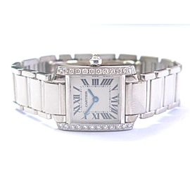 Cartier Tank Francaise 2403 Womens Watch