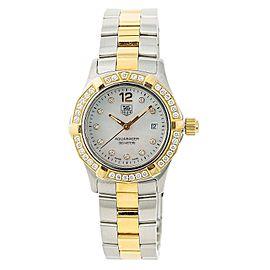 Tag Heuer Aquaracer WAF1450 Womens 27mm Watch
