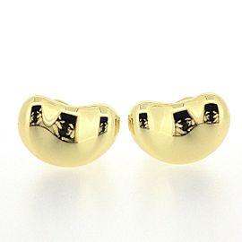 Tiffany & Co. 18K Yellow Gold Beans Cufflinks