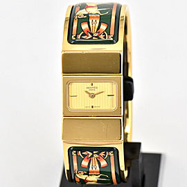 Hermes Loquet LO1.201 L01.201 19mm Womens Watch
