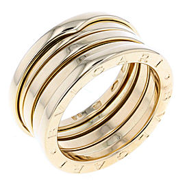 Bulgari B.Zero 1 18K Yellow Gold Ring Size 7.25