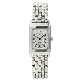 Lecoultre Reverso 260.8.08 20mm Womens Watch