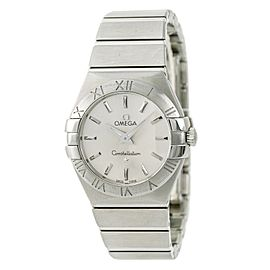 Omega Constellation 123.10.27.60.02.001 27mm Womens Watch