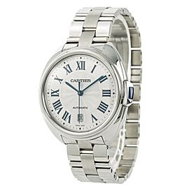 Cartier Cle De WSCL0007 40mm Mens Watch