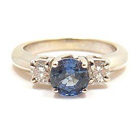Levian 18K White Gold 0.30ctw Diamond Tanzanite Ring Size 7