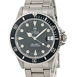 Tudor Submariner 75090 36mm Mens Vintage Watch
