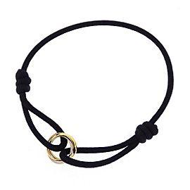 Cartier Trinity 18K Tri-Color Gold Bracelet