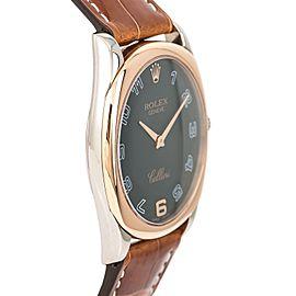 Rolex Cellini 4233 33mm Mens Watch