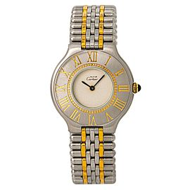 Cartier Must 21 31mm Womens Watch