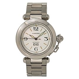 Cartier Pasha 2475/W31044M7 35mm Unisex Watch
