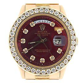 Rolex Day-Date President 1803 36mm Mens Watch