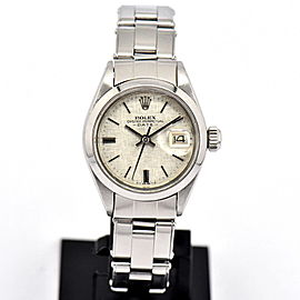 Vintage Rolex Oyster Perpetual 6916 26mm Womens Watch