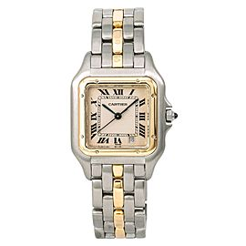 Cartier Panthere W25028B5 27mm Unisex Watch