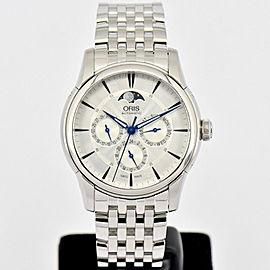 Oris Artelier 7703 40mm Mens Watch