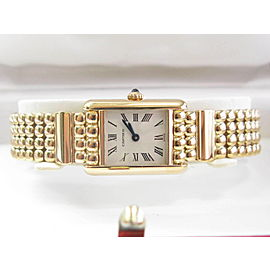 Cartier Tank 17mm Womens Watch