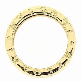 Bvlgari 18K Yellow Gold Ring Size 5.5