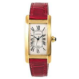 Cartier Tank Americaine 1725 26mm Unisex Watch