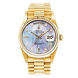 Rolex Day-Date 18238 38mm Mens Watch