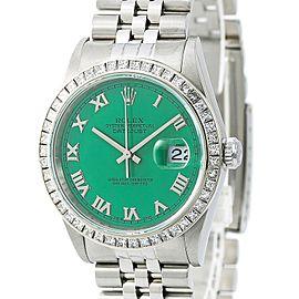 Rolex Datejust 16220 39mm Mens Watch