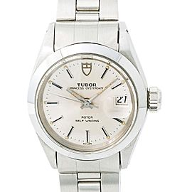 Tudor Oysterdate 92400 28mm Womens Watch