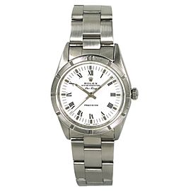 Rolex Air-King 14010 37mm Mens Watch