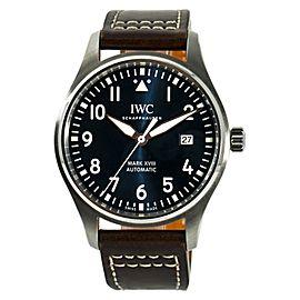 IWC Pilot IW327004 43mm Mens Watch