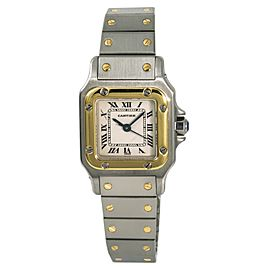 Cartier Santos 1170902 27mm Womens Watch