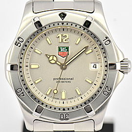 Tag Heuer Professional WK1112 37mm Mens Watch