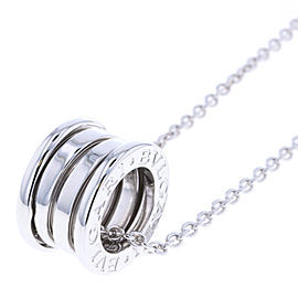 Bvlgari 18K White Gold Necklace
